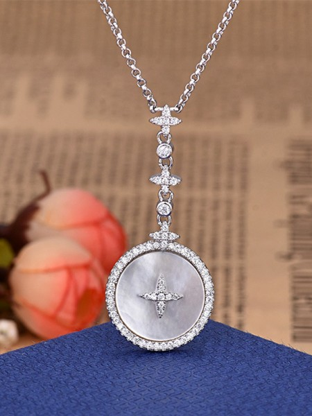 Hot Sale Occident Fancy Rhinestone Necklaces