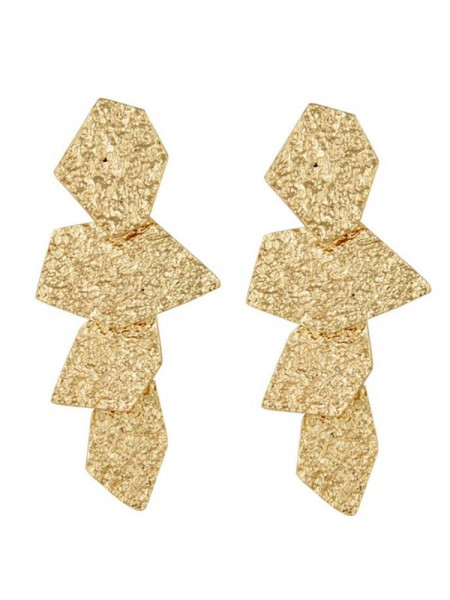 Fashion Alloy Hot Sale Ladies Earrings