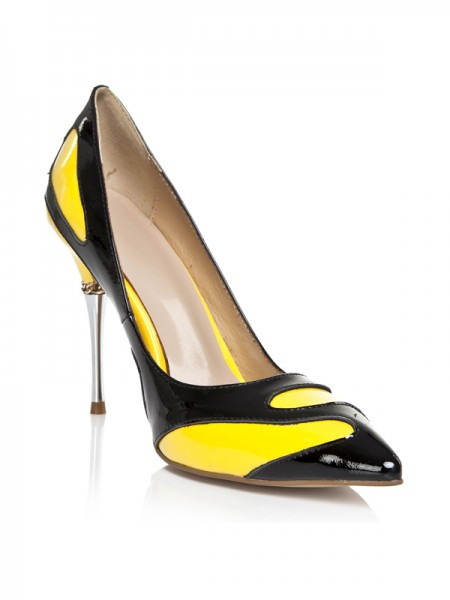 With Chain High Heels S5LSDN1223LF