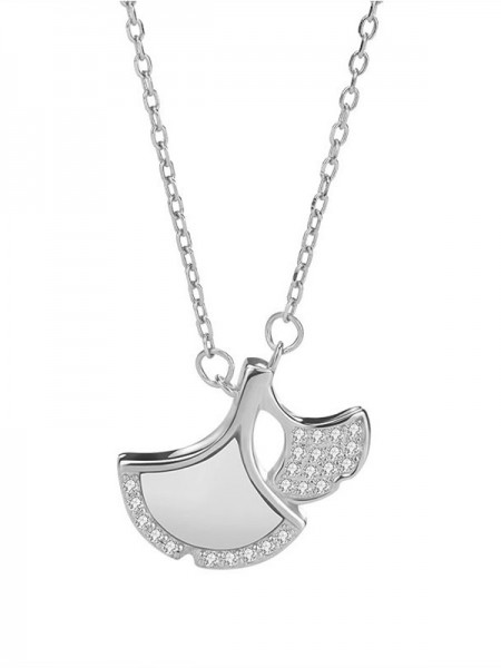 Women's Fashion 925 Sterling Silver Necklaces