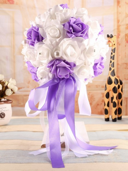 Artificial Flower Bride Party Decor Bouquet Wedding Decoration