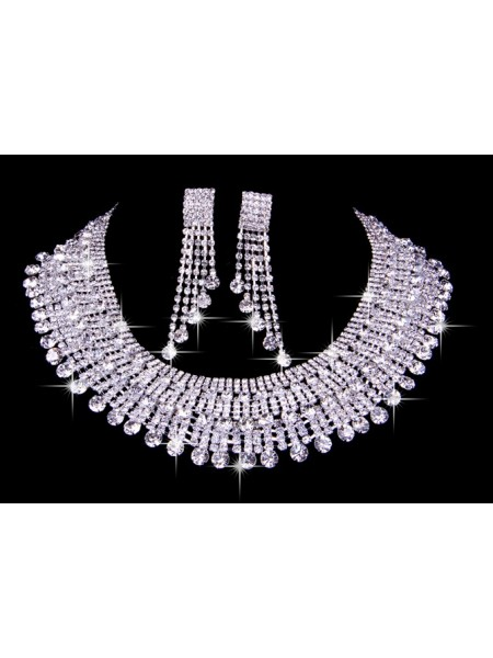 Necklaces Earrings Set ZDRESS5024